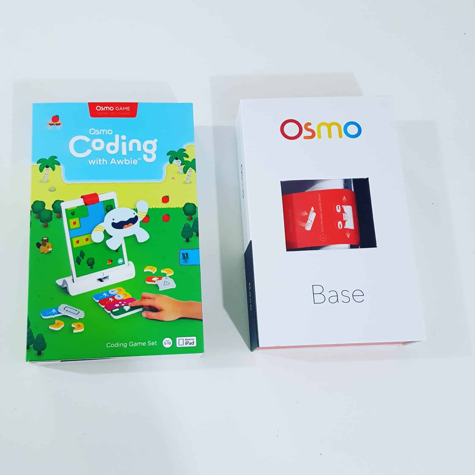 Osmo Base and Osmo Coding Starter Kit Review. Play Osmo games review