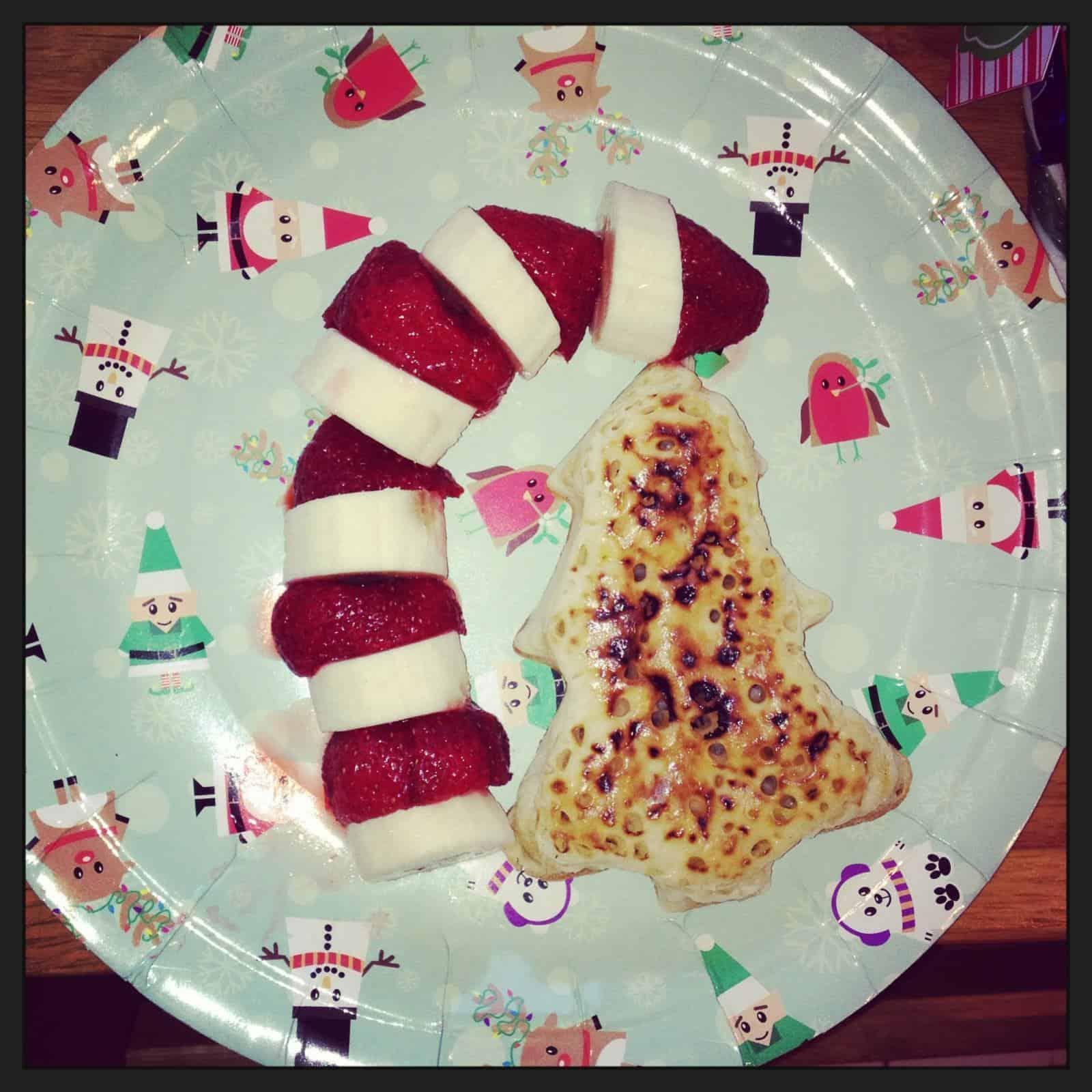 North Pole Healthy Breakfast