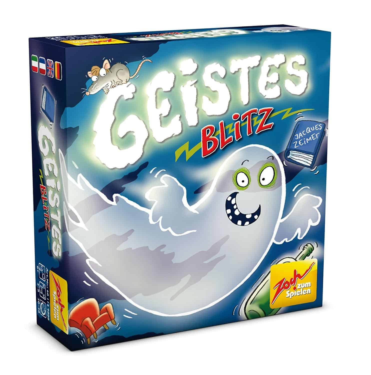 Ghost Blitz Board Game Family Game