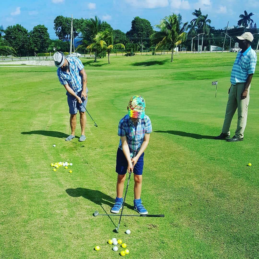 Cinnamon Hill Golf Resort Golf Lesson