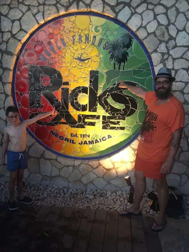 Ricks Cafe Negril - family holidays to Jamaica