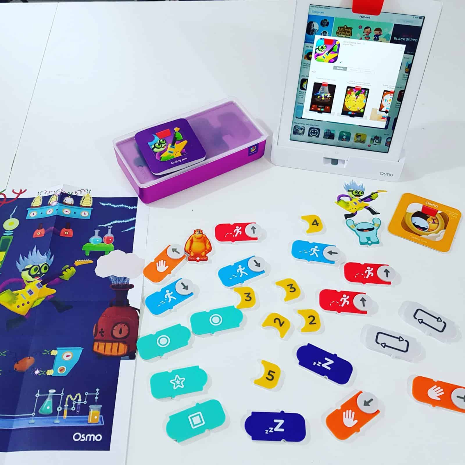 Osmo Coding Jam Review - Osmo coding review