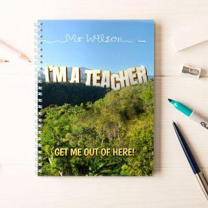 I'm a teacher, get me out of here! #teachergifts