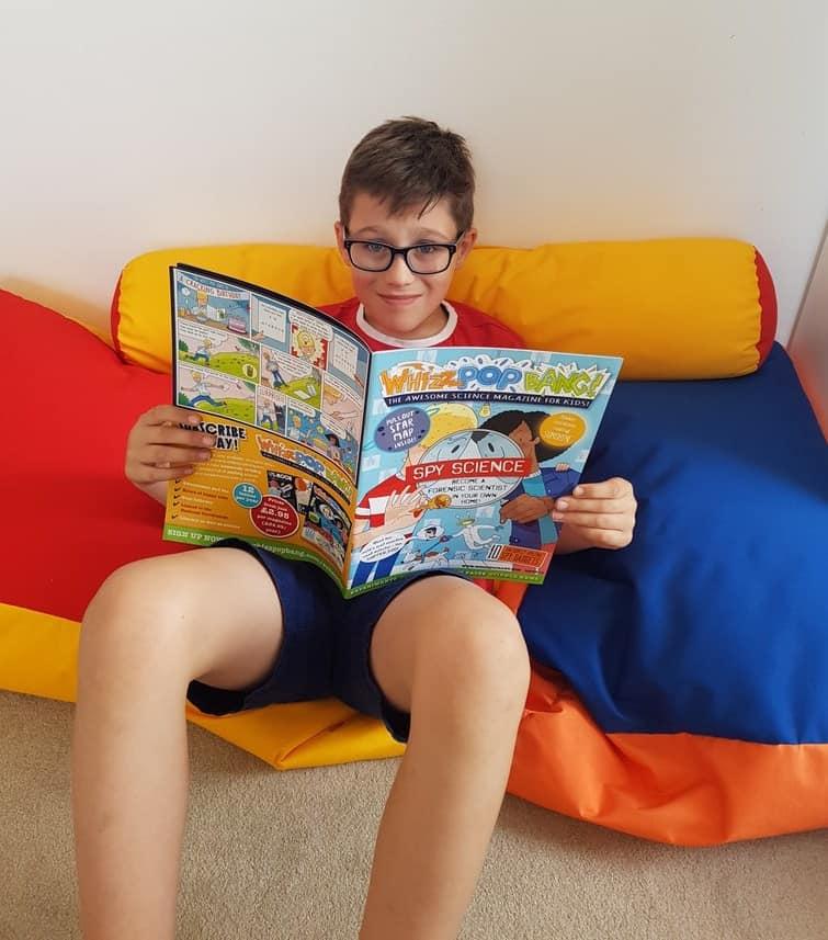 Whizz Pop Bang Magazine Kids Subscription Box UK