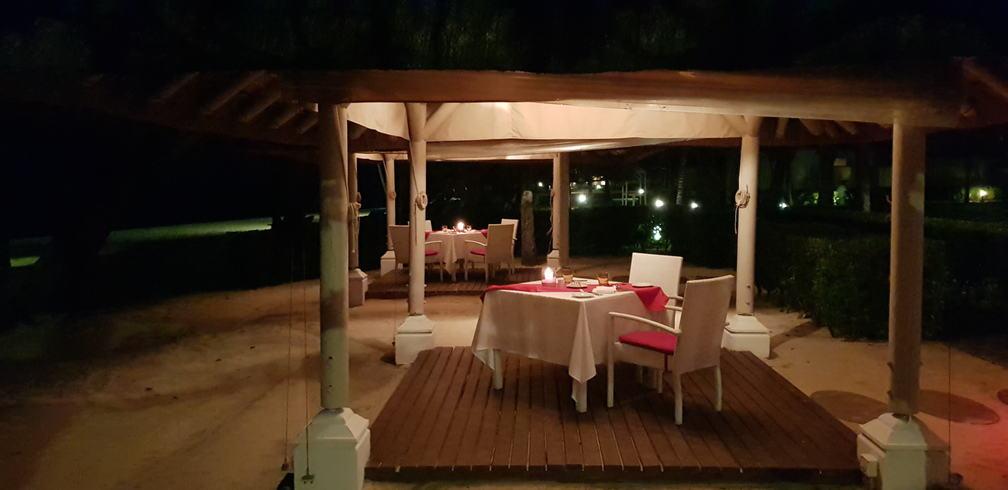 Tamassa Resort, Mauritius Celebration of Life at the Playa