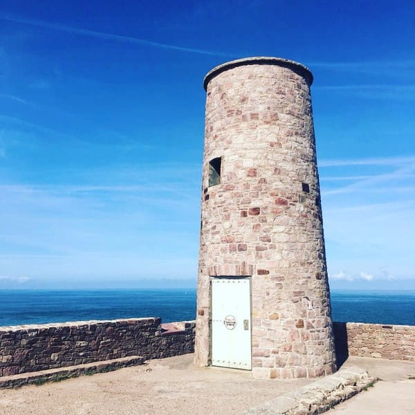 Cap Frehel Lighthouse - Brittany points of interest with the family