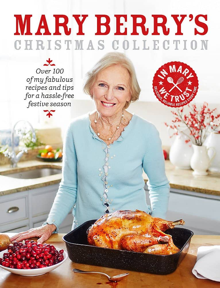 Mary Berry's Christmas Collection Book