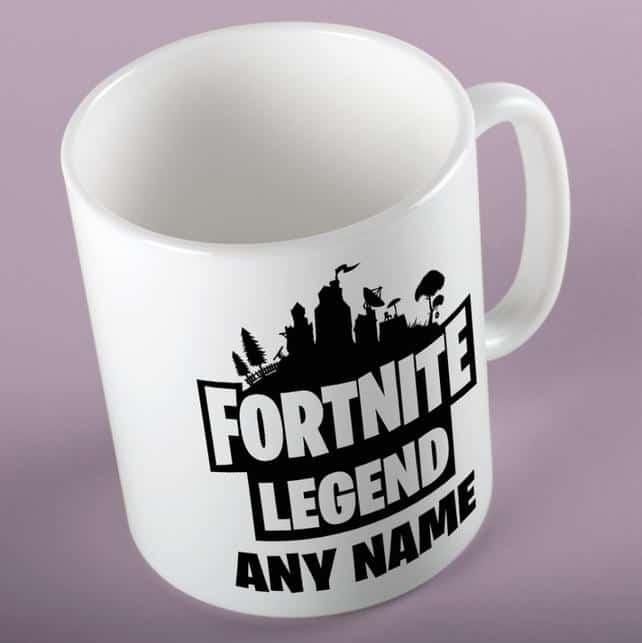 Christmas Gifts for 9 Year Old Boys - Fortnite Mug