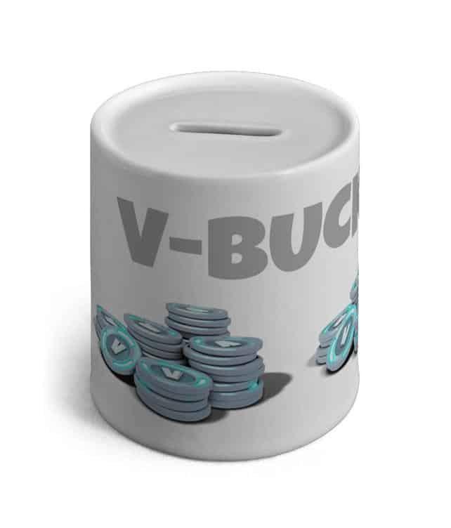 Christmas Gifts for 9 Year Old Boys - Fortnite V-Bucks Money Bank