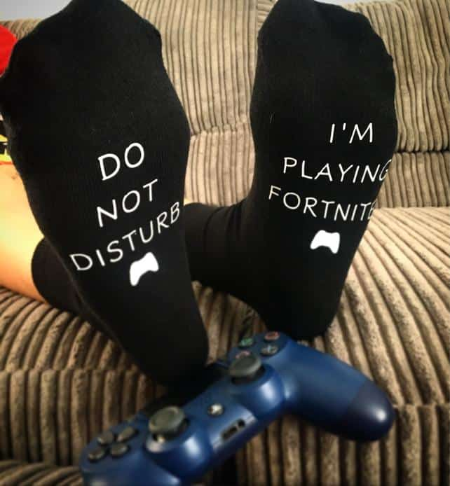 Christmas Gifts for 9 Year Old Boys - Fortnite Socks