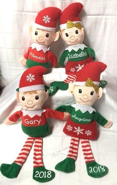 Personalised Elves