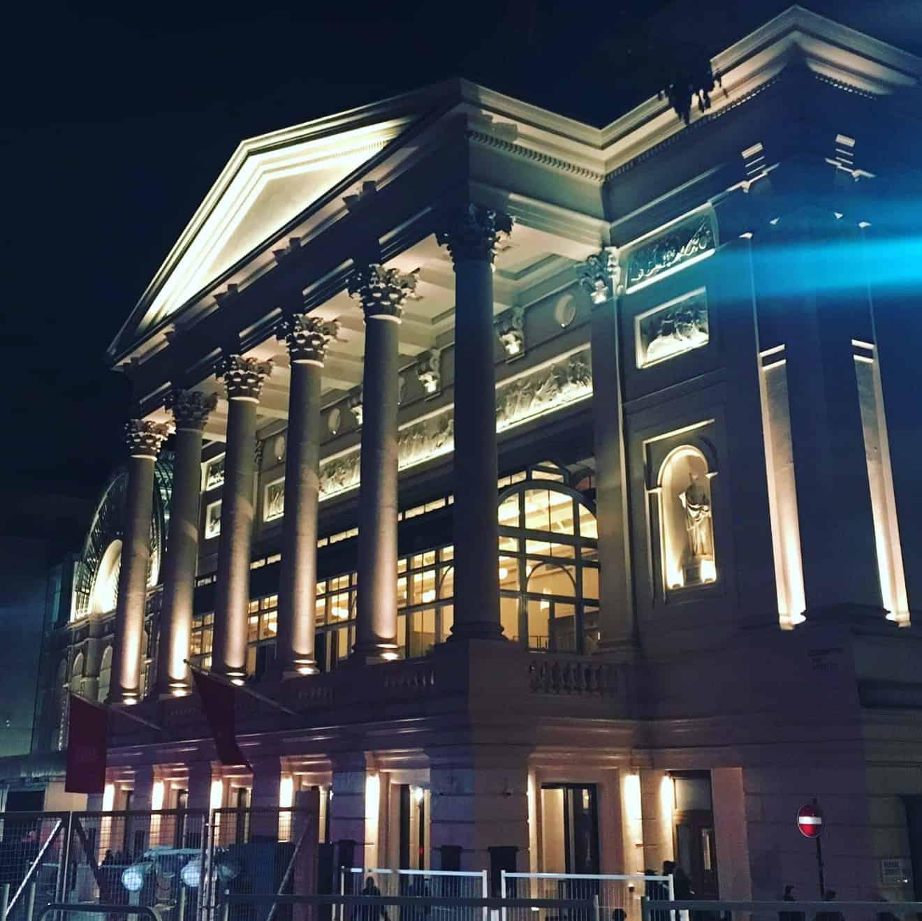 Royal Opera House London