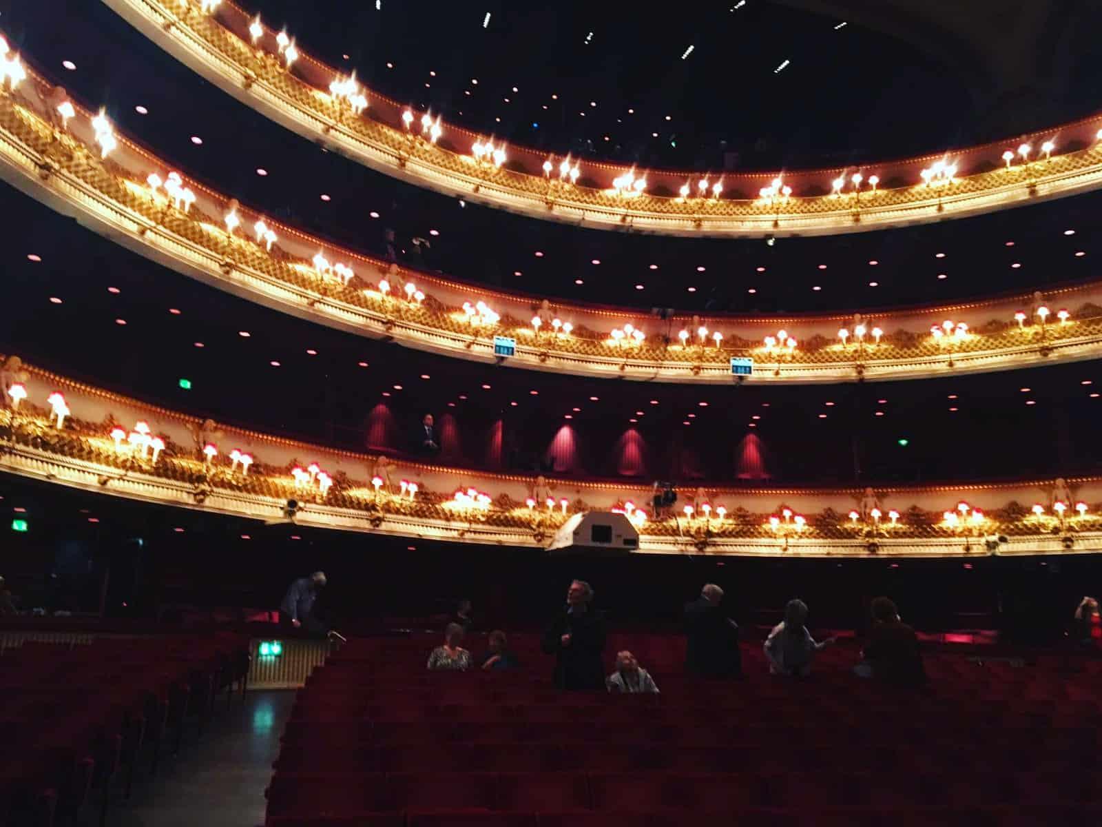 Auditorium ROH