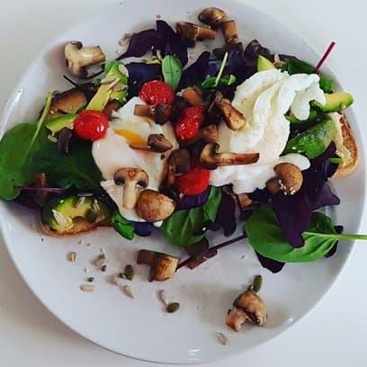 Whole 30 Diet Healthy Breakfast