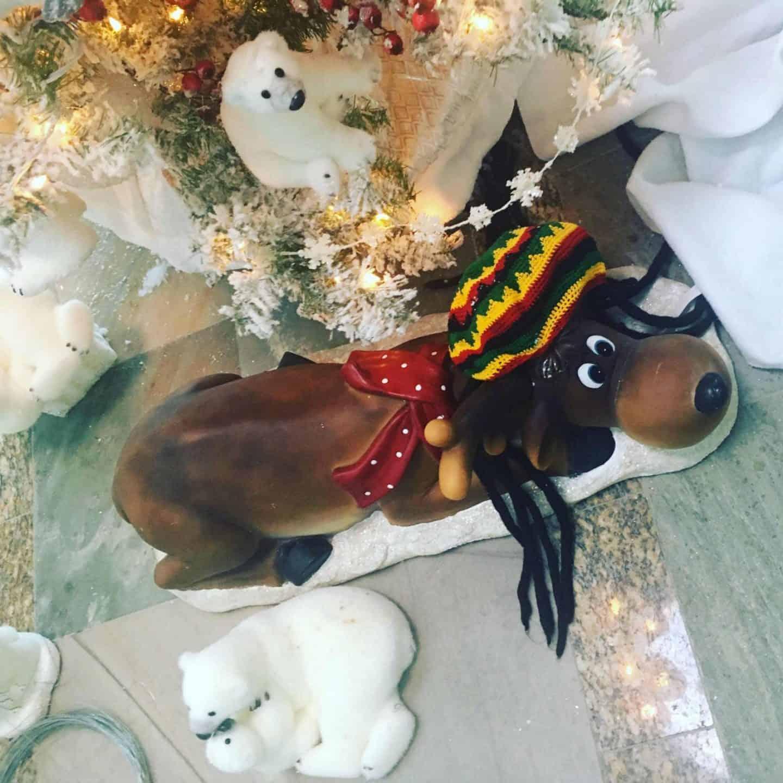 Hilton Rose Hall Christmas Decorations