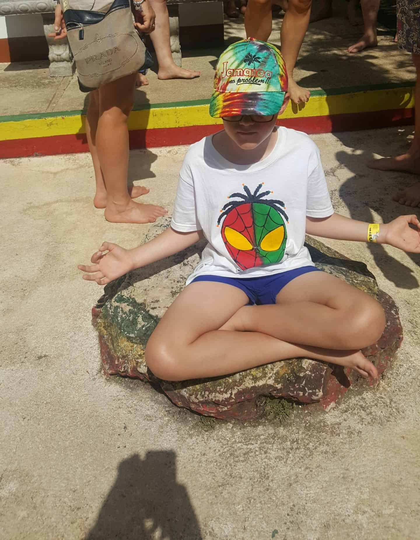 Peace man - in Jamaica