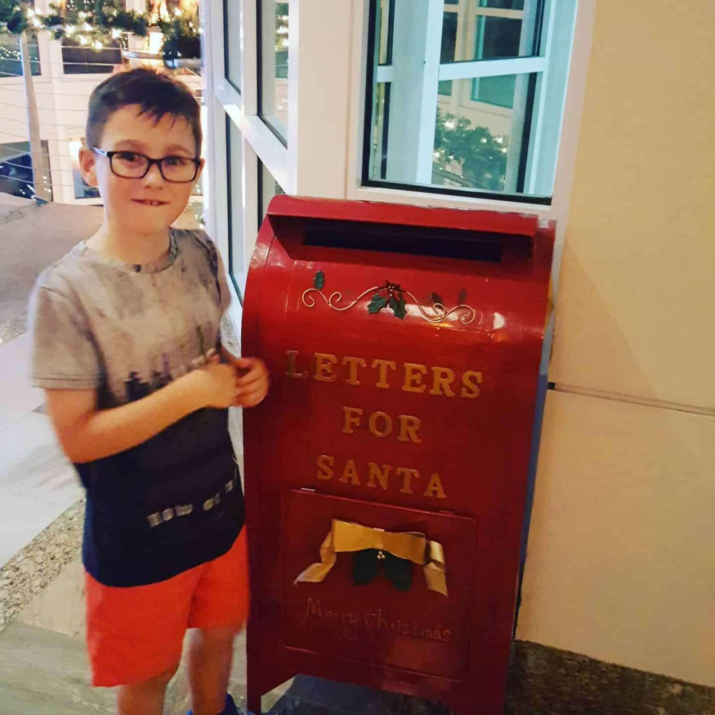 Letters to Santa from Jamaica