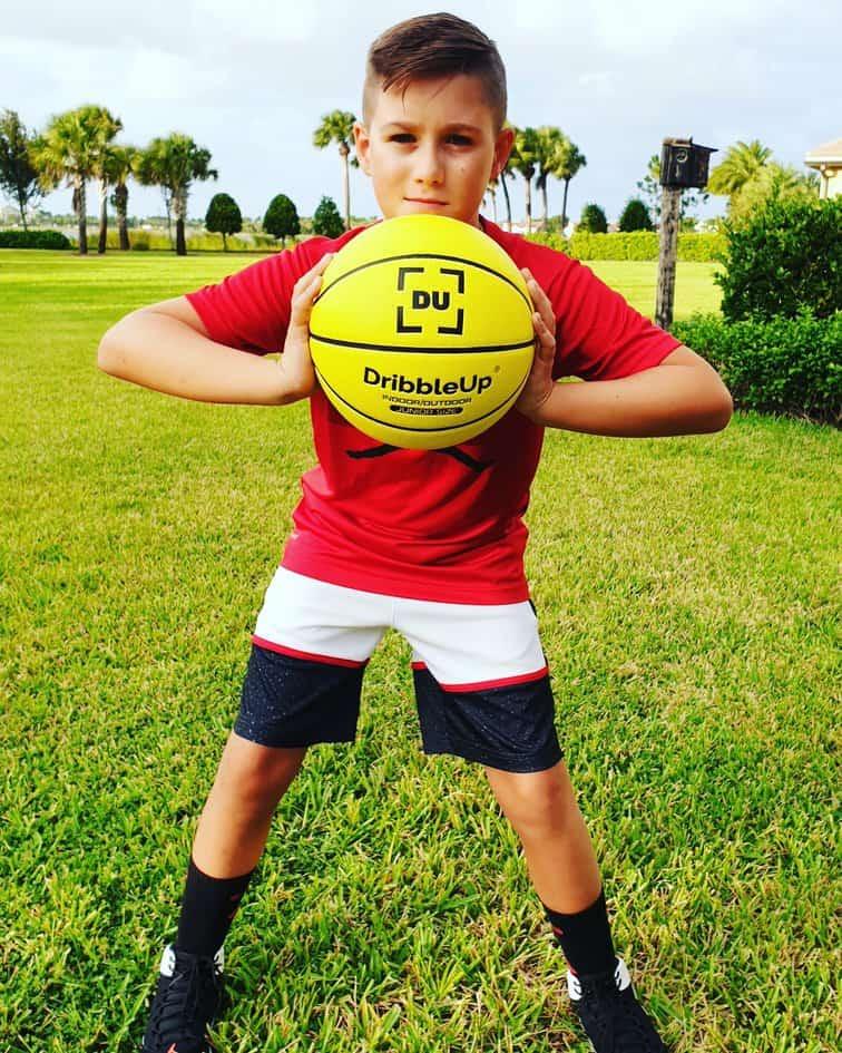 Dribbleup Basketball smart trainer